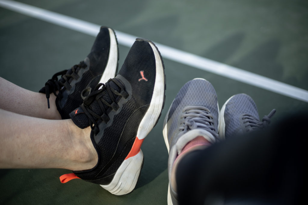 The best shoes for pickleball players